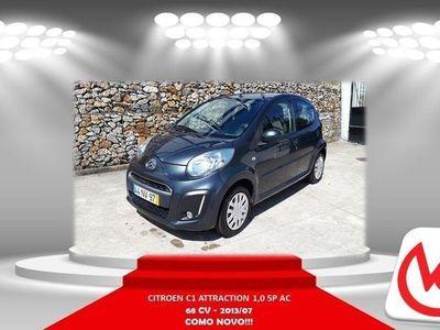 usado Citroën C1 ATTRACTION 1.0 5P