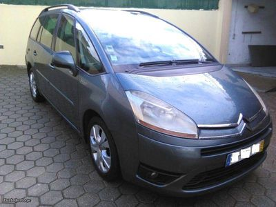 käytetty Citroën Grand C4 Picasso 1.6 Hdi Exclusive