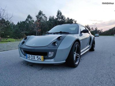 used Smart Roadster Coupe 82cv