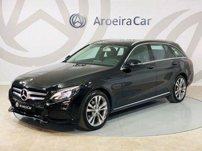 używany Mercedes C200 BlueTEC Avantgarde