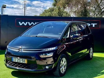 usado Citroën Grand C4 Picasso 1.6 e-HDi Exclusive