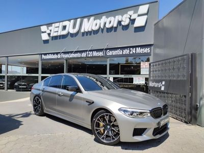 usado BMW M5 Competition