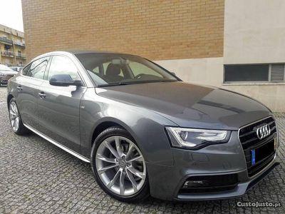 brugt Audi A5 2.0 TDi Sline