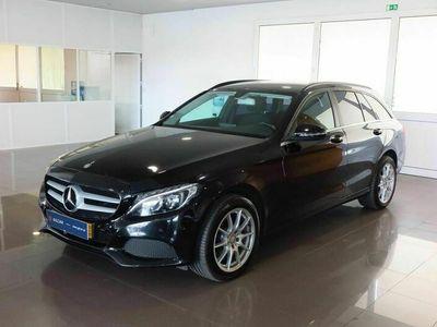 usado Mercedes C200 d Aut.