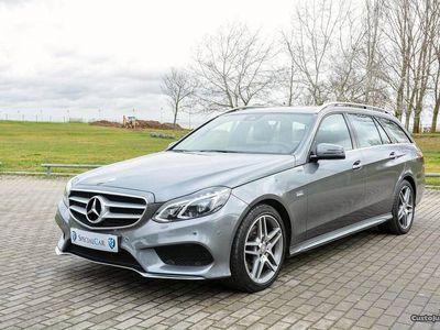 usado Mercedes E250 Station AMG