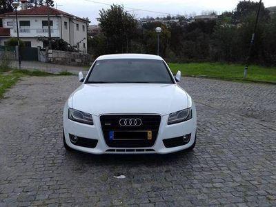 usado Audi A5 3.0 tdi SLine