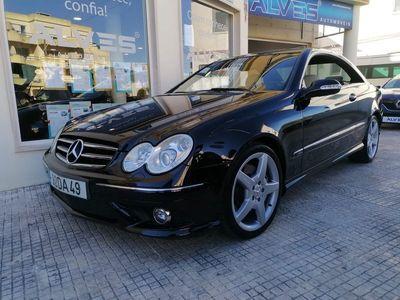 usado Mercedes CLK220 Pack AMG Avantgard