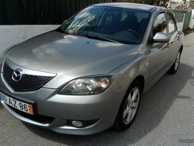 gebraucht Mazda 3 1.6 DI Turbo Confort