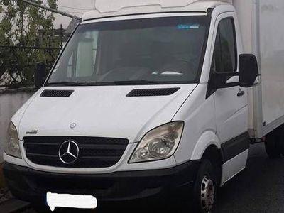 usado Mercedes Sprinter 518 CDI