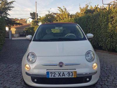 usado Fiat 500C 1200