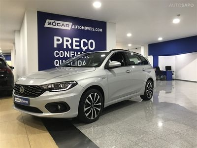 used Fiat Tipo 1.3 M-Jet Lounge (95cv) (5p)