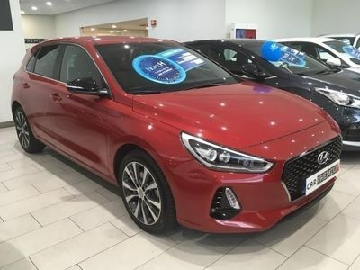 usado Hyundai i30 1.6 CRDi DCT Launch Edition