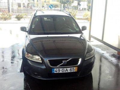 brugt Volvo V50 2.0D Momentum Nac