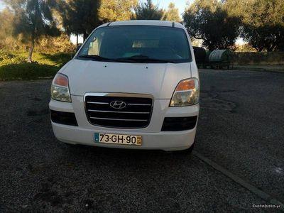 brugt Hyundai H-1 2.5 crdi 140cv