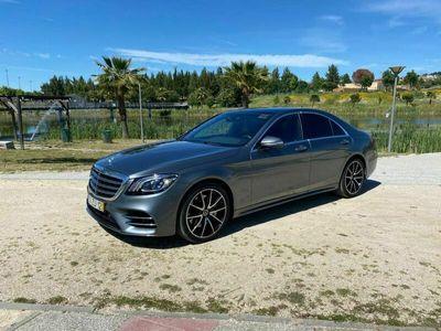 usado Mercedes S400 Classed 2020