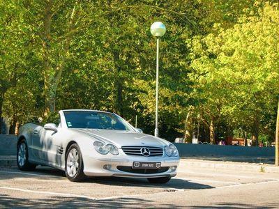 usado Mercedes SL500 ---