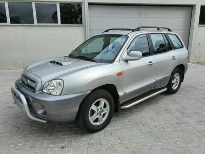 usado Hyundai Santa Fe 4WD 2.0 CRDI