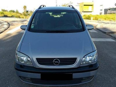 used Opel Zafira 2.0 Di Elegance (82cv) (5p)