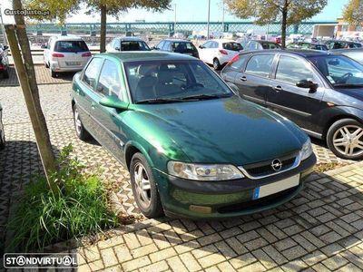 brugt Opel Vectra 1.7TD CD