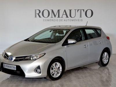 usado Toyota Auris 1.8HSD CONFORT NAVI CAMERA