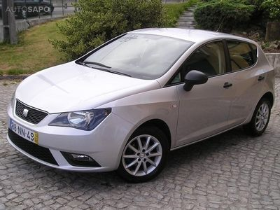 usado Seat Ibiza SC 1.2 TDi Fresc (75cv) (5p)