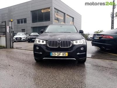 usado BMW X4 X42.0 D XDrive Pack M Auto