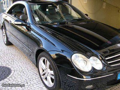 usado Mercedes CLK220 CDI Nacional Avang