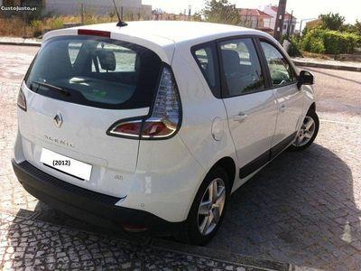 usado Renault Scénic 1.5 110cv como nova -