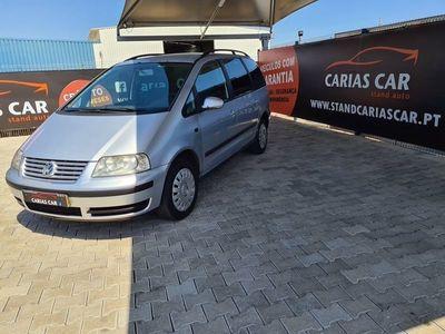 usado VW Sharan 1.9 tdi 7 LUGARES / 130CV