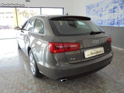 usado Audi A6 3.0 TDI -