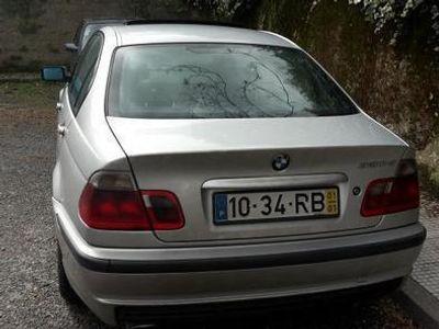 usado BMW 320 320 D E46 Limousine