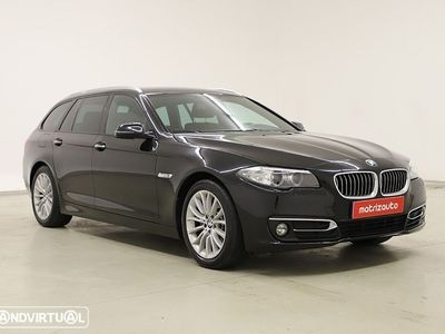 brugt BMW 520 d Auto