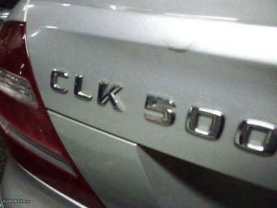 usado Mercedes CLK500 CLK 55 AMGestrangeiro
