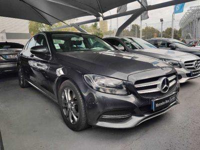 usado Mercedes C200 Classe Cbluetec avantgarde