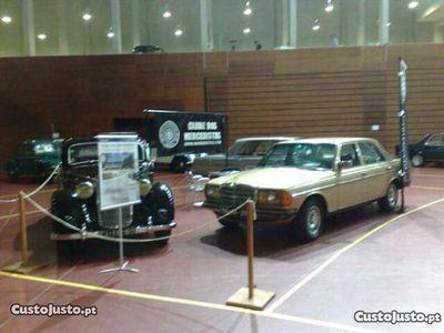 usado Mercedes 300 carroçaria 123