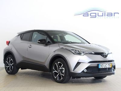 brugt Toyota C-HR 1.2T Comfort + P. Style