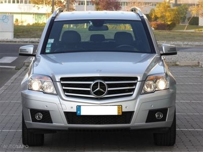 usado Mercedes GLK200 ClasseCDi Avantgarde
