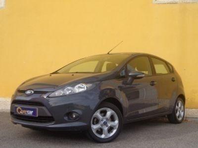 usado Ford Fiesta 1.25 Trend (82cv) (5p)