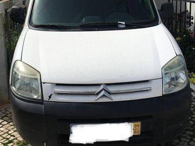 brugt Citroën Berlingo 1.9D