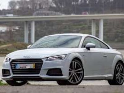 usado Audi TT Gasóleo