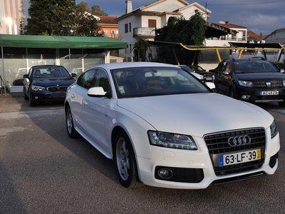usado Audi A5 Sportback 2.0Tsdi SLine