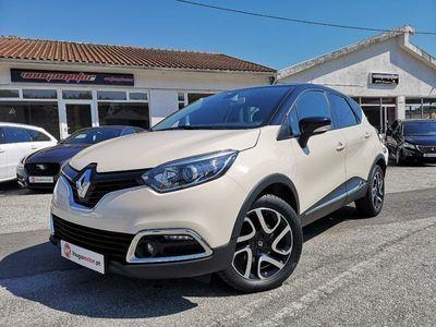 used Renault Captur 1.5 DCI Exclusive R-Link GPS/ JLL 17