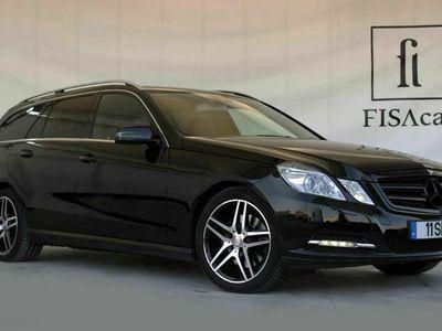 usado Mercedes E300 bluetec-hybrid