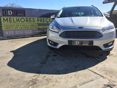 gebraucht Ford Focus SW 1.5 TDCi Trend
