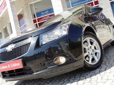 usado Chevrolet Cruze 1.7 CDTI LTZ 130cv 6V