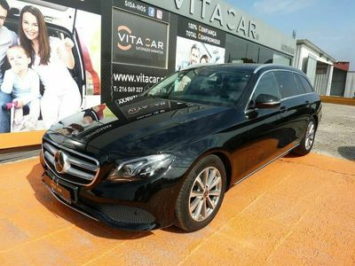 usado Mercedes E220 Avantgarde CDi