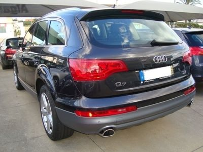 usado Audi Q7 3.0 V6 TDi quattro Tiptronic (245cv) (5p)