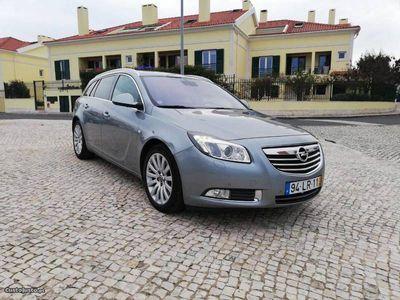 usado Opel Insignia 2.0 cdti top Gama