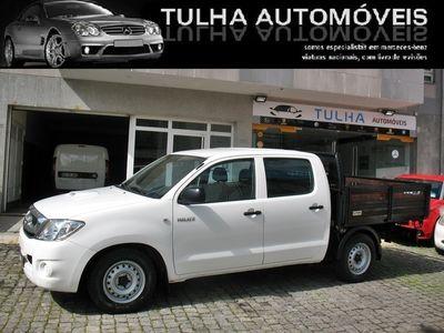 brugt Toyota HiLux 2.5 D-4D 5LUG CX ABERTA