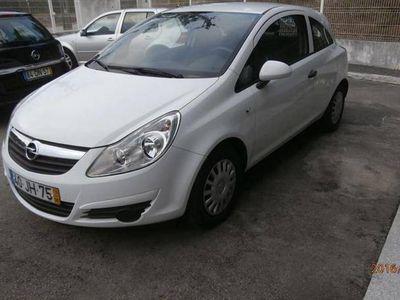 usado Opel Corsa 1.3 cdti van -
